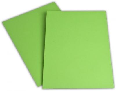 A4 Papier grün golf 120g